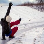 Careful! Do everything you can to prevent personal injuries, especially in the holiday season.
