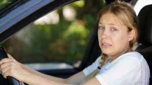 A car crash is bad enough – don't make it worse with mistakes afterwards.